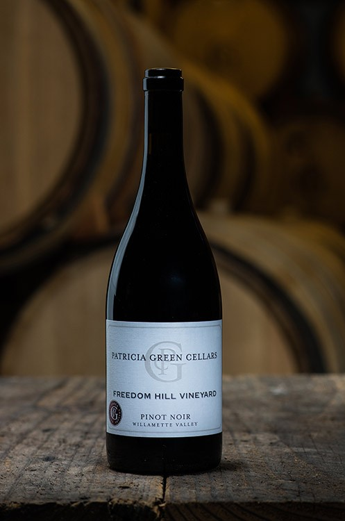 2018 Freedom Hill Vineyard Pinot Noir 3 Litre